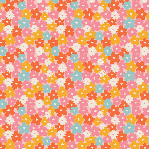Sunshine Blooms from the Sunburst Collection by Art Gallery Fabrics