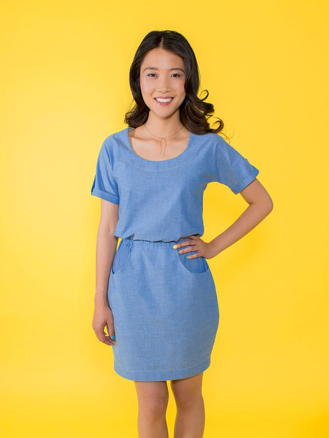 Bettine 1007 Dress
