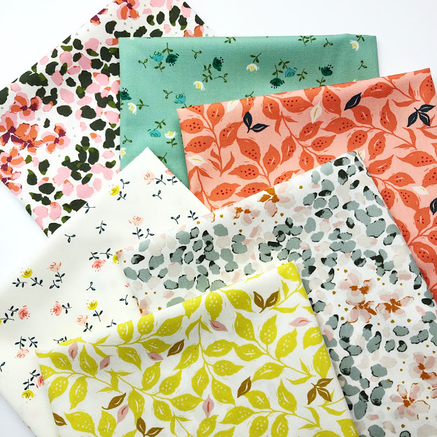 Velvet Fat Quarter Bundle