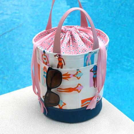Bucket Bag by Kandou Patterns